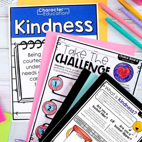 Character Education Kindness