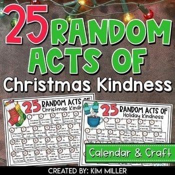 December Random Acts of Kindness