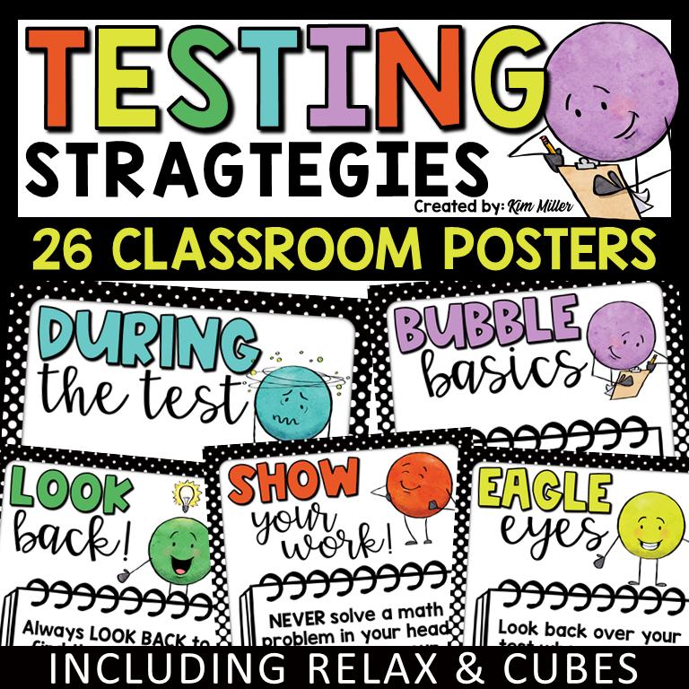 Testing Strategies Posters
