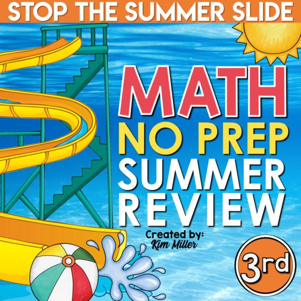 3rd Grade Math Summer Review