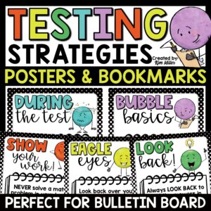 Winter Reading Mystery Pictures Grades 4-5
