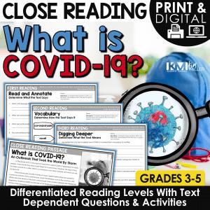 COVID-19 Close Reading