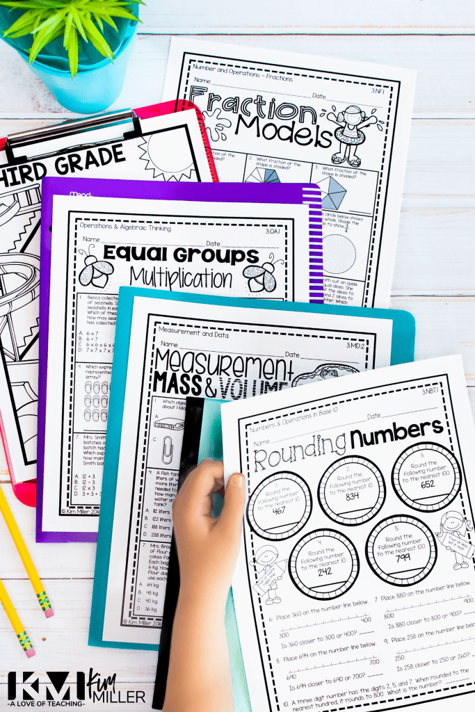 Fun Summer Review Activities to Stop the Summer Slide
