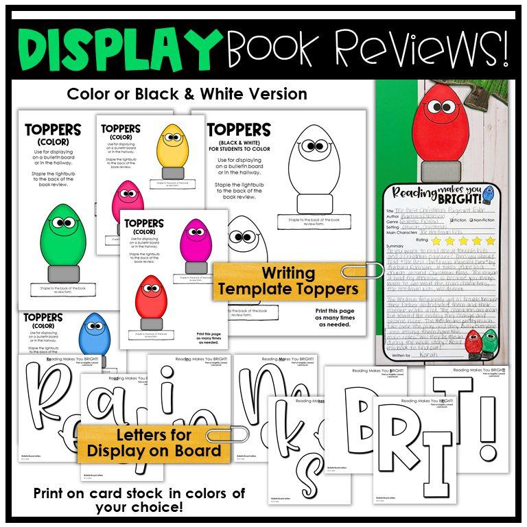 December Book Reviews Bulletin Board