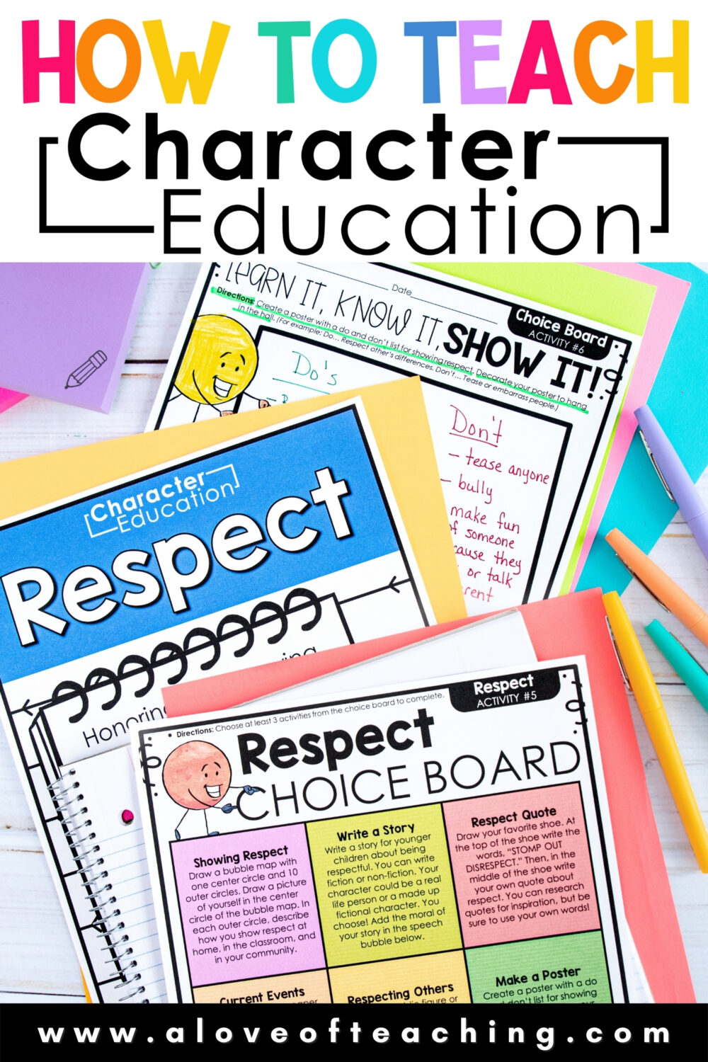 How to Teach Character Education in the Elementary Classroom