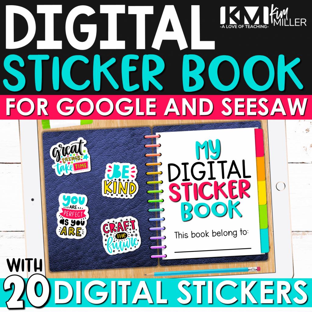 Digital Sticker Book