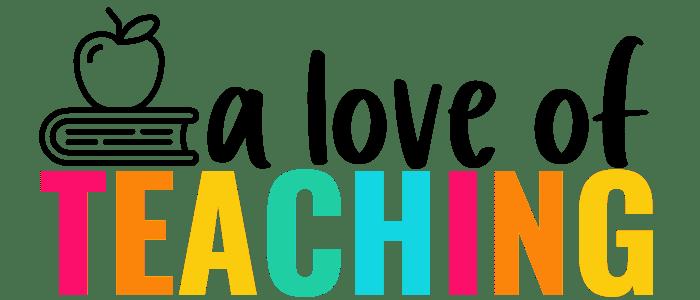 A Love of Teaching Logo