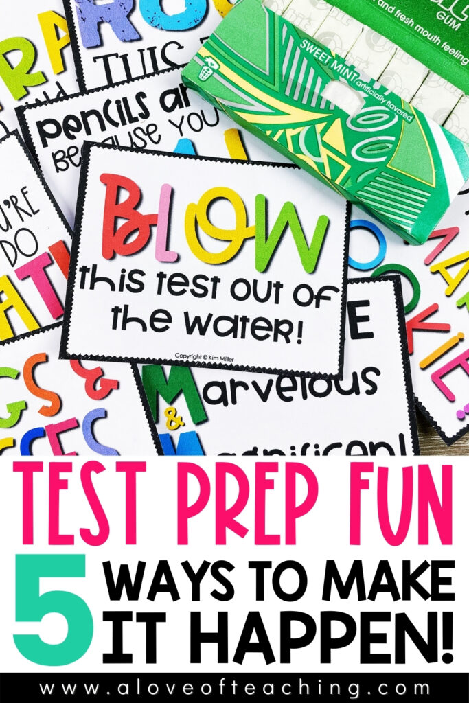 5 Ways to Make Test Prep Fun in the Classroom