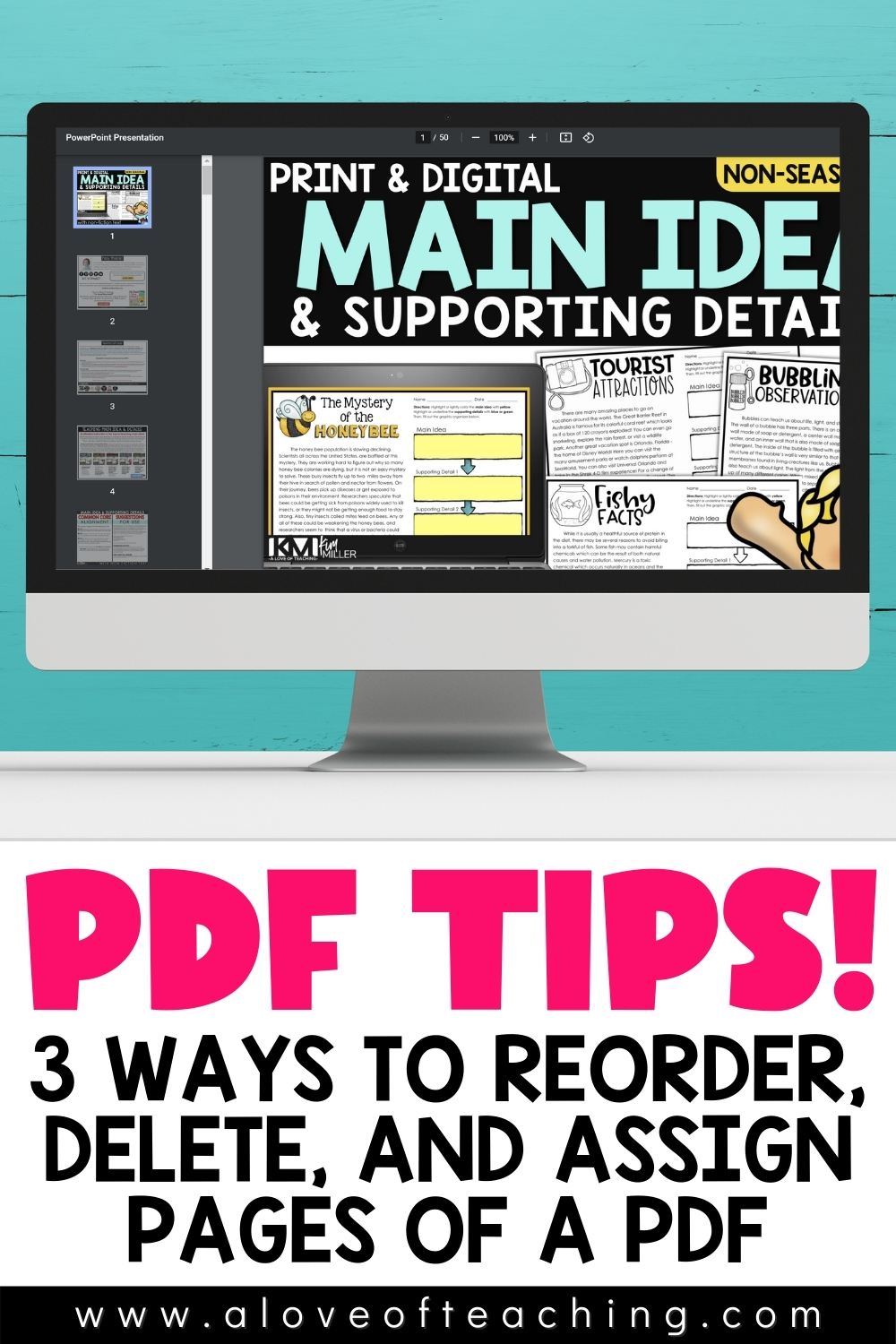 3 Ways to Reorder, Delete, and Assign Pages of a PDF