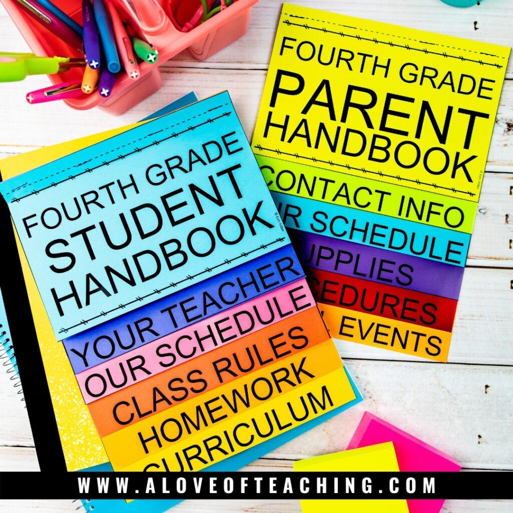 back to school flipbook