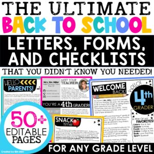 Reading Mystery Pictures EOY Review 4-5