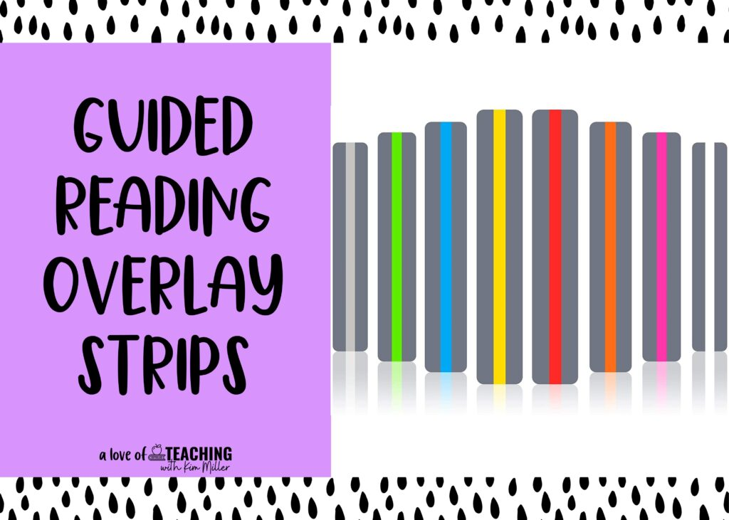 Overlay Strips back to school must haves
