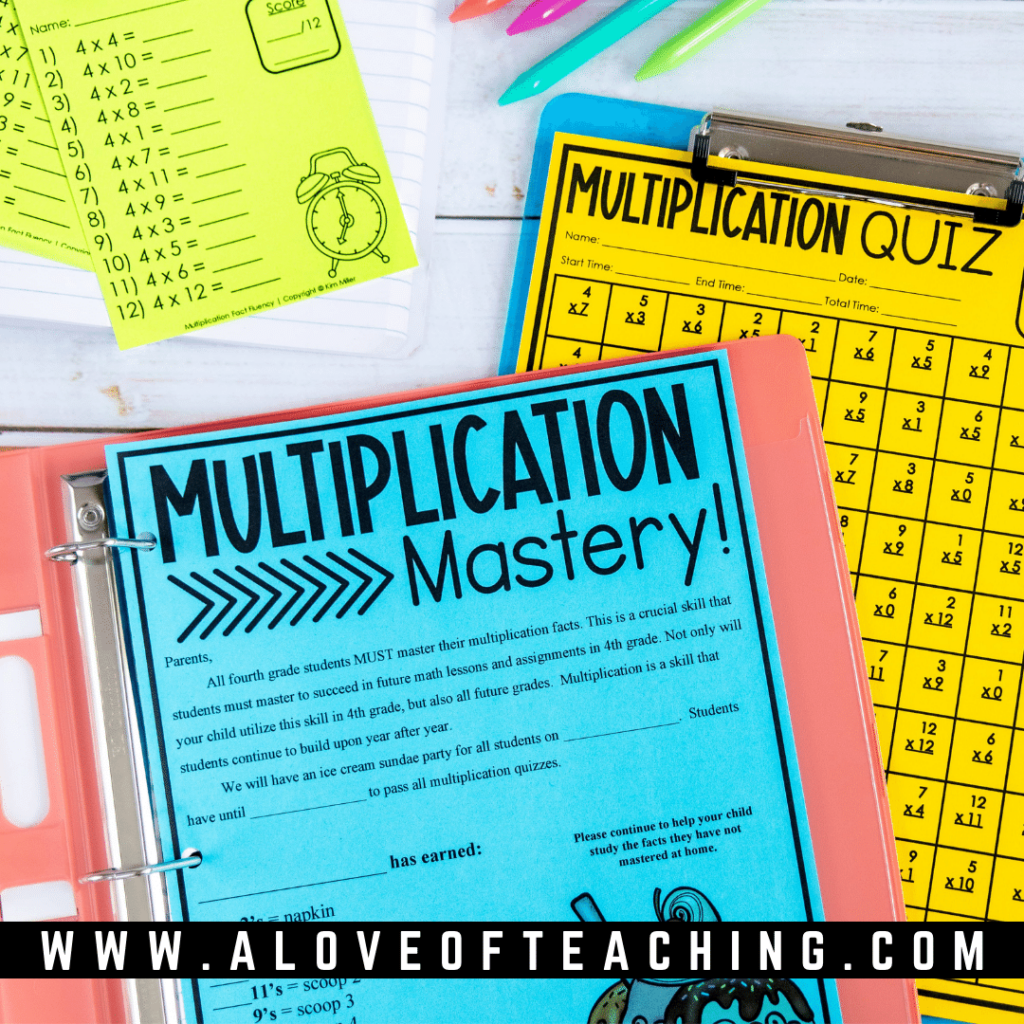 mastering math facts comes with practice - this ice cream incentive can help keep students engaged in learning theirmath facts