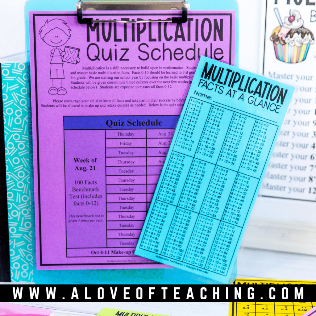 Grab these tips and tricks on teaching math fluency in your classroom.